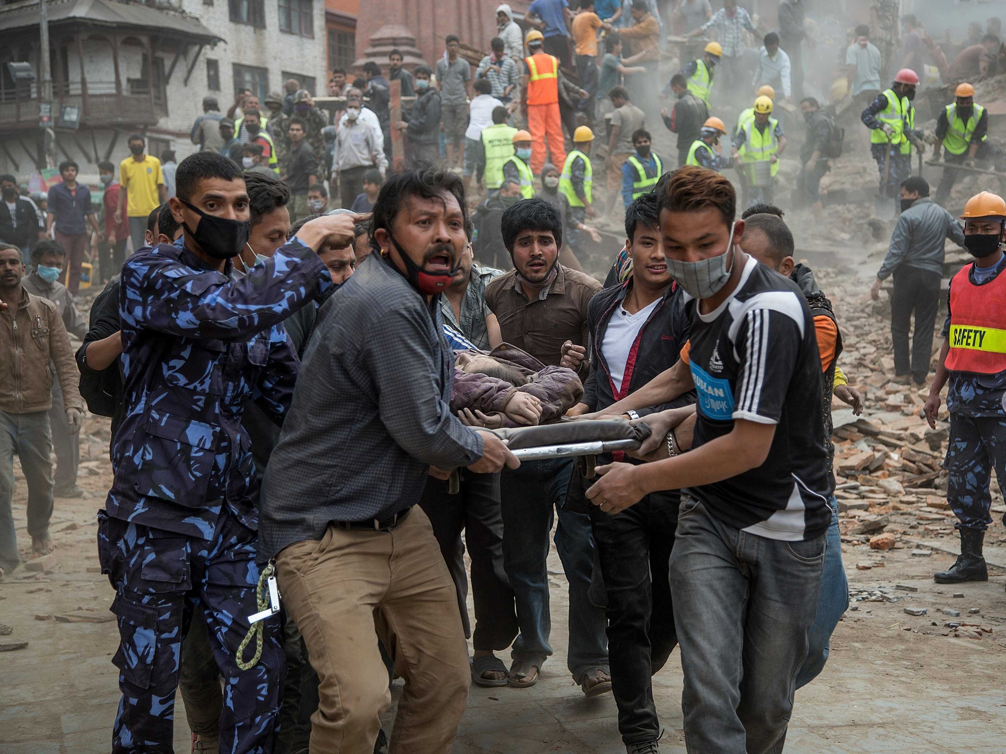 massive-earthquake-rocks-nepal-killing-everest-climbers-leveling-historic-buildings-and-killing-thousands-more-villagers